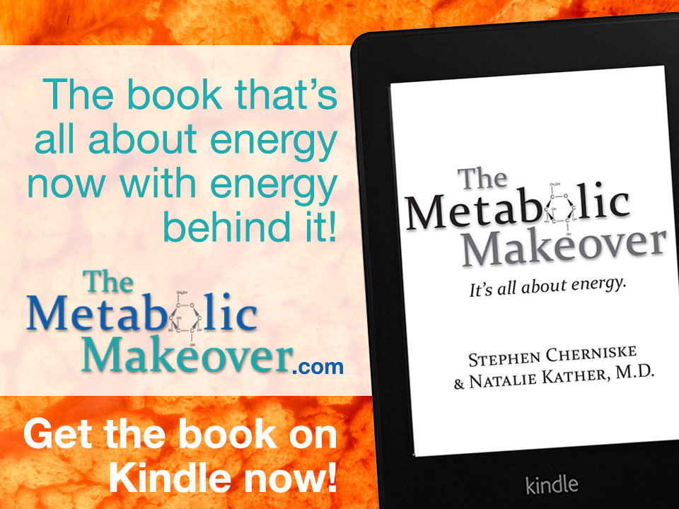 The Metabolic Makeover It's All About Energy